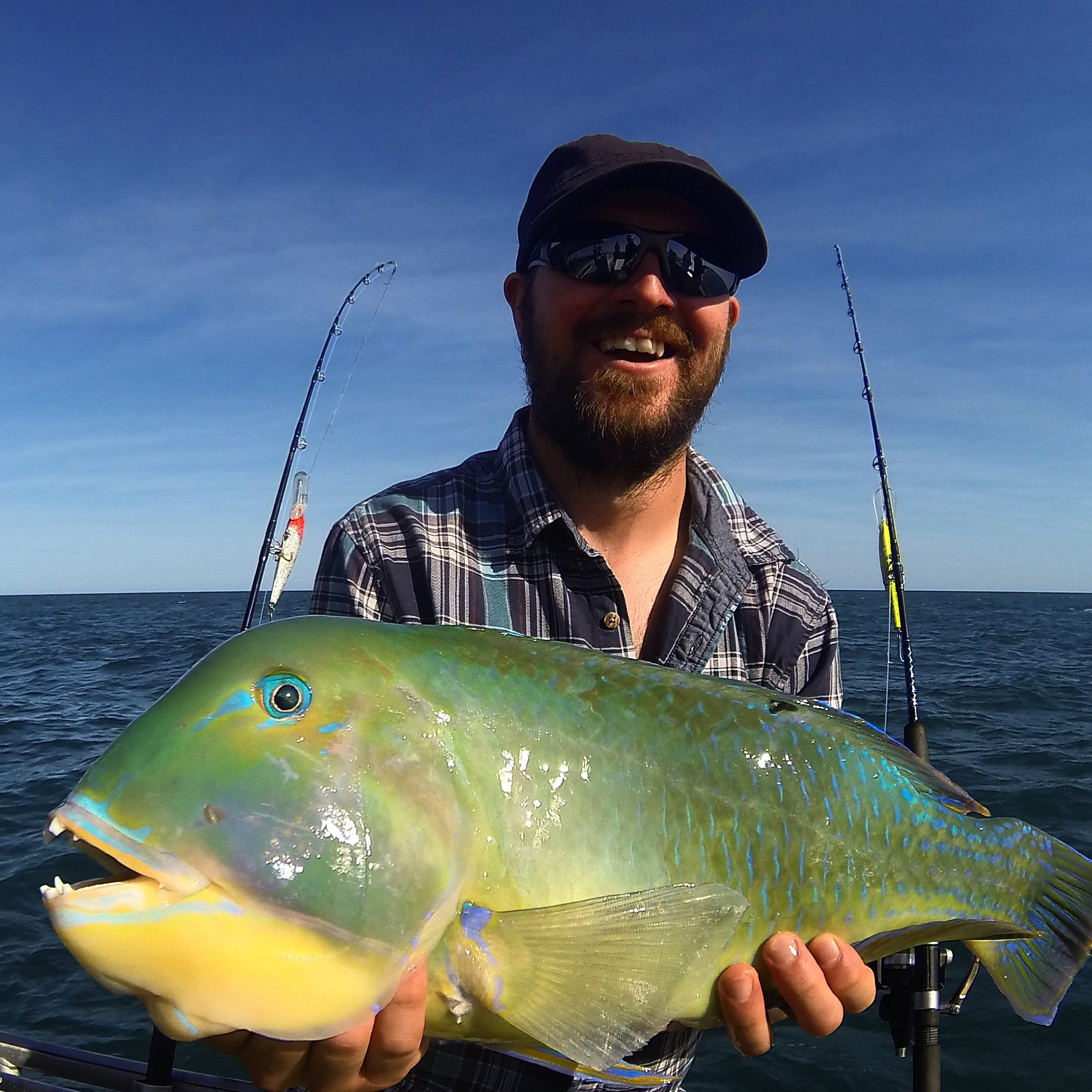 September Wrap of our Broome Fishing Charters