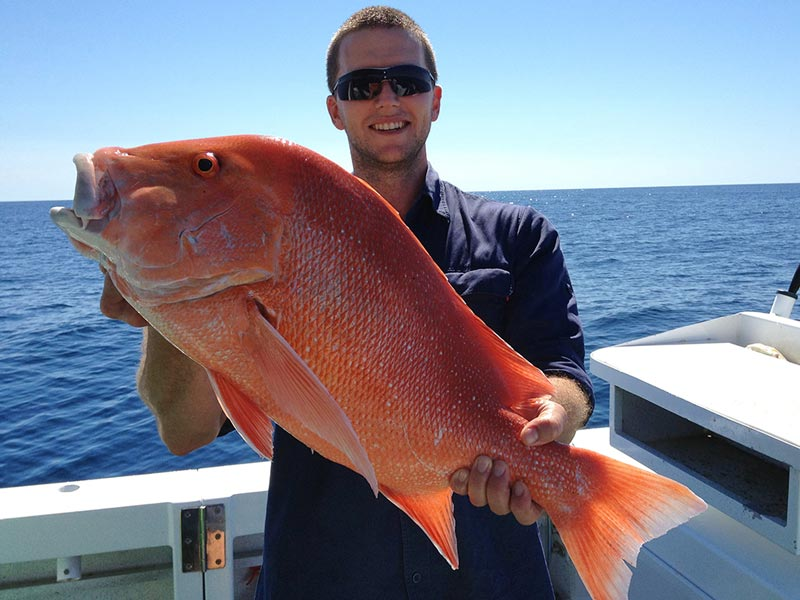 Broome Reef Fishing
