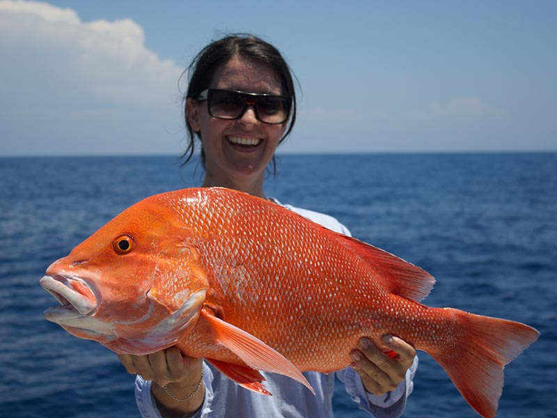 Broome Reef Fishing Charters