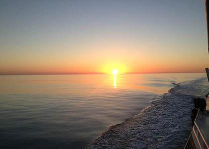 Eco Sunset Cruise