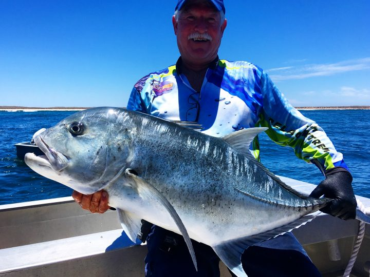 April Broome Fishing Charters Update