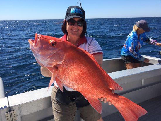 Fishing in Broome