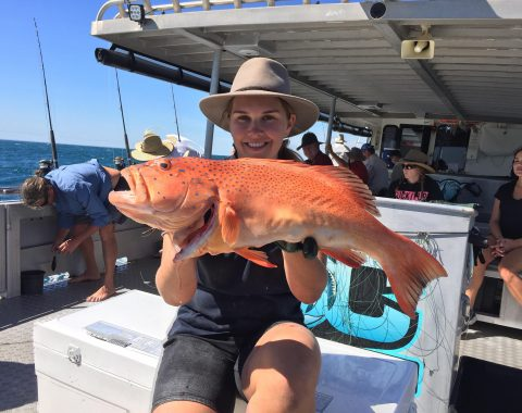 Decky Spotlight - Fishing in Broome with Misho
