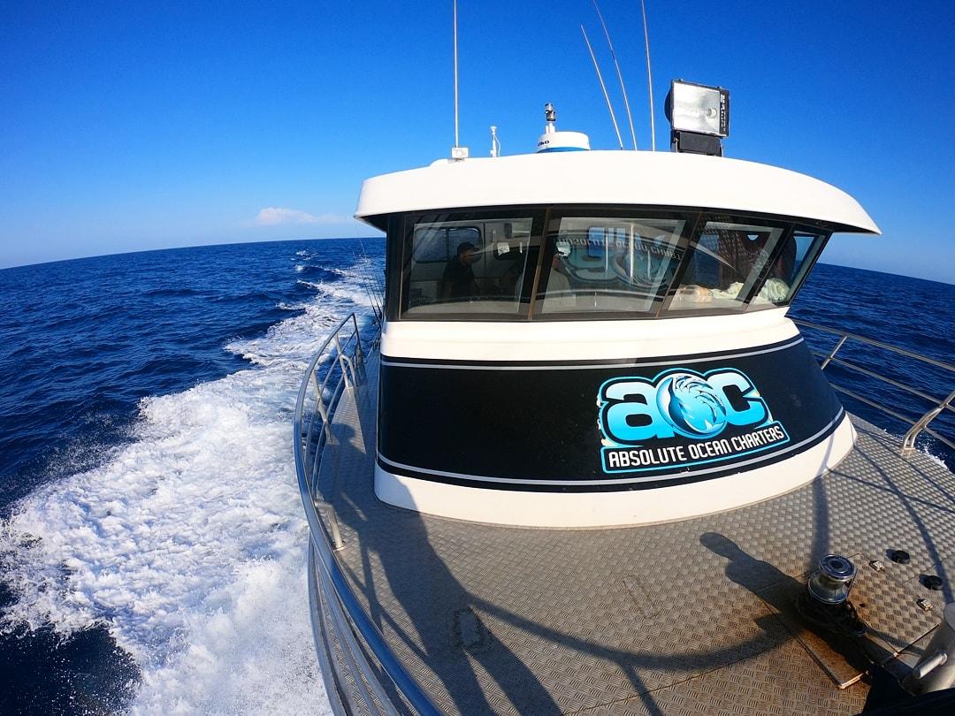 Broome Fishing Charter Cost - AOC