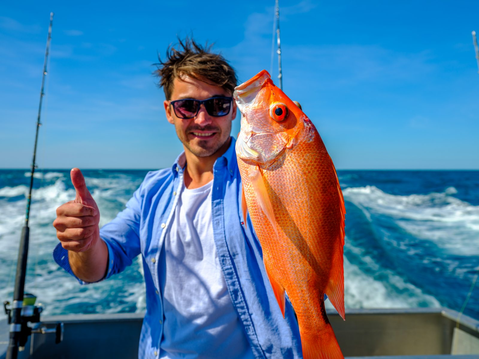 Sunset Fishing Charters in Broome